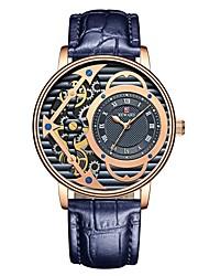 cheap -Reward Fashion Mens Watches 2020 Modern Synthetic Leather Analog Quartz Sport Watch Male Clock Top Brand Luxury