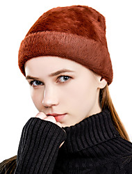 cheap -Winter Hat Ski Skull Cap Knit Beanie Hats Hiking Hat Warm Windproof for Women Men Fleece Lined Slouchy Camping Hunting Skiing