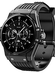 cheap -KESHUYOU G9 Smart Watch Men IP68 Waterproof 1.09 Full Round Screen Sport Tracker Heart Rate Fashion Women Clock For Android ios