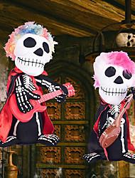 cheap -Halloween Decorations Props Bar Ktv Guitar Ghost Funny Ball Toys