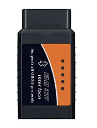 cheap -ELM327 OBD2 Scanner elm 327 USB v1.5 Bluetooth Code Reader Auto Diagnostic Scanner Tool Made for Forscan Automotive