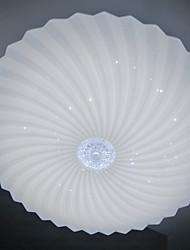 cheap -23/30/35 cm European Flush Mount Lights Plastic Basic Minimalist LED Modern