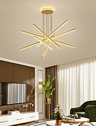 cheap -LED Pendant Light 92 cm Single Design Pendant Light Metal LED 220-240V