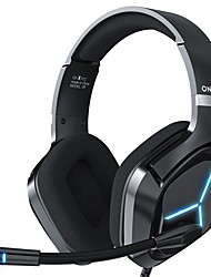 cheap -X9 Gaming Headset USB 3.5mm Audio Jack PS4 PS5 XBOX Ergonomic Design Retractable Stereo for Apple Samsung Huawei Xiaomi MI  Everyday Use PC Computer Gaming