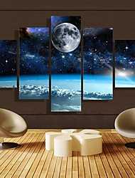 cheap -Wall Art Canvas Poster Landscape Home Decoration Decor Rolled Canvas No Frame Unframed Unstretched