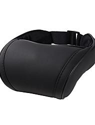 cheap -Car Headrest Pillow Soft Breathable Ergonomic Memory Foam Cushion Adjustable Strap Neck Support Car Seat Headrest Fit Tesla Model 3/Y/X/S Accessories 2PCS/Set