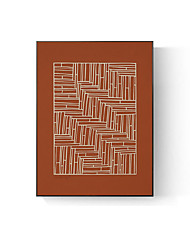 cheap -One Panel Decoration Painting Nonwoven Abstract Pictures for Walls Stretched Frame Ready to Hang