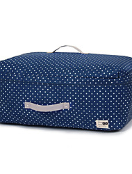 cheap -Quilt Storage Bag Finishing Bag Moisture-proof Quilt Bag Clothing Storage Box Fabric Clothing Bag 47*27*21cm