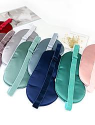 cheap -special offer 19 mumi heavy silk eye mask velvet belt adjustable mulberry silk eye mask breathable shading slightly flawless