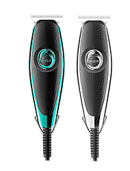 cheap -Hair Clipper Professional 3 Cutter Head Personal Care Clippers Trimmer Barber For Hair Cutting Machine With Line