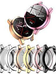 cheap -Cases For Garmin Garmin Venu / Garmin Vivoactive 4 / Garmin Vivoactive 4S TPU Screen Protector Smart Watch Case Compatibility