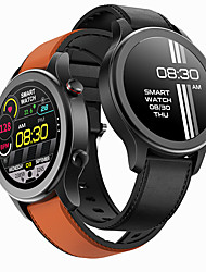 cheap -iMosi MT18 Smartwatch Fitness Running Watch Bluetooth Pedometer Heart Rate Monitor Sedentary Reminder Media Control Message Reminder Call Reminder IP 67 45mm Watch Case for Android iOS Men Women