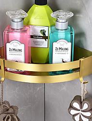 cheap -Bathroom Shelf New Design / Lovely / Creative Contemporary / Modern Aluminum Bathroom / Hotel bath Wall Mounted