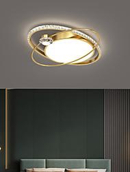 cheap -50 cm Pendant Lights LED Lantern Design Flush Mount Metal Painted Finishes Modern 220-240V