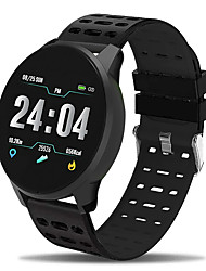 cheap -Men's Watch Sport Bracelet Smart Waterproof Fitness Bluetooth Connection Android ios System Heart Rate Monitor Pedometer Watch