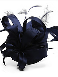 cheap -Fashion Alloy Fascinators with Flower 1 PC Party / Evening / Birthday Headpiece
