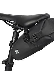 cheap -Bike Saddle Bag Waterproof Portable Quick Dry Bike Bag PVC(PolyVinyl Chloride) Bicycle Bag Cycle Bag Cycling Outdoor Exercise
