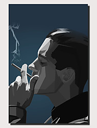 cheap -Wall Art Canvas Prints Painting Artwork Picture G- Eazy Black Painting Home Decoration Decor