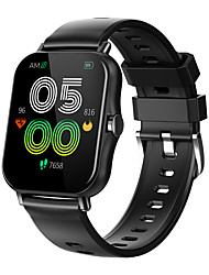 cheap -Mosi S38 Smartwatch Fitness Running Watch Bluetooth Pedometer Sleep Tracker Heart Rate Monitor Long Standby Media Control Message Reminder Watch Case for Android iOS Men Women