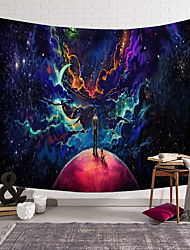 cheap -Magic Wall Tapestry Art Decor Blanket Curtain Hanging Home Bedroom Living Room Decoration Polyester