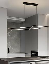 cheap -105 cm Single Design Pendant Light Aluminium Alloy Modern Style Stylish Painted Finishes LED Modern 220-240V