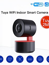 cheap -Moes Tuya PTZ WiFi IP Camera Smart Automatic Tracking 1080P Wireless Security Camera AI Human Detection Remote Control