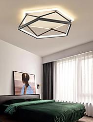 cheap -45 cm Pendant Lantern Design Flush Mount Lights Metal Painted Finishes Modern 220-240V