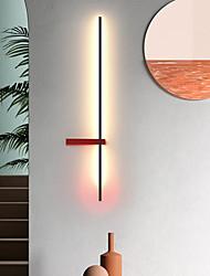 cheap -LED Nordic Style LED Wall Lights Indoor Living Room Bedroom Aluminium Alloy Wall Light 220-240V