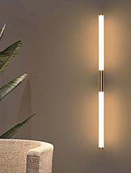 cheap -LED Strip Wall Lamp Modern Simple Living Room Stair Aisle Lamp Bedside Lamp