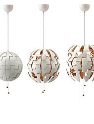 cheap -35 cm Single Design Pendant Light Acrylic LED Nordic Style 220-240V