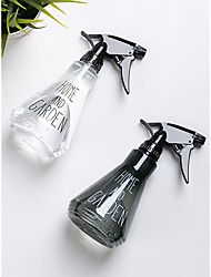 cheap -Watering Pot Spray Can Portable Plastic Moisturizing Cosmetics Bottles Small Pressure Fine Mist Empty Bottle Spray