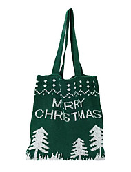 cheap -autumn and winter knitted big bag 2021 new trendy fashion one-shoulder handbags high-end western style large-capacity tote bag
