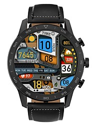 cheap -DT NO.1 DT70 1.39 inch 454*454px Screen Split Display Rotary Button ECG Heart Rate Monitor 100 Dials Dynamic UI IP68 Waterproof BT5.0 Smart Watch