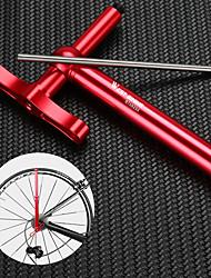 cheap -Bike Tool Adjustable Repair Kit For Road Bike Mountain Bike MTB Folding Bike Recreational Cycling Cycling Bicycle Aluminium alloy Steel Stainless Red
