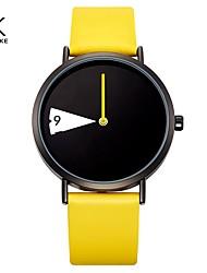 cheap -SHENGKE Quartz Wristwatches Watch Women Fashion Luxury Creative Montre Femme Top Brand Watches Leather Clock Reloj Mujer