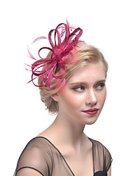 cheap -Fashion Alloy Fascinators with Flower 1 PC Party / Evening / Casual Headpiece