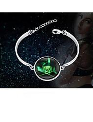 cheap -Men's Women's Bracelet Geometrical Totem Series Vintage Zinc Bracelet Jewelry Silver For Halloween Street Carnival