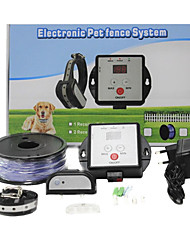 cheap -Dog Training Wireless Fence Kits Electric Dog Cat Pets Wireless Electronic / Electric Rechargable Electronic For Pets