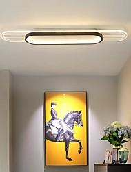 cheap -80 cm Pendant Lantern Design Flush Mount Lights Metal Painted Finishes Modern 220-240V