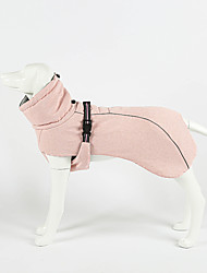 cheap -Hot Selling Pet Clothes, Autumn And Winter Models, Comfortable And Warm Simple Cotton Vest Clothes, Pet Cotton Clothes Wholesale