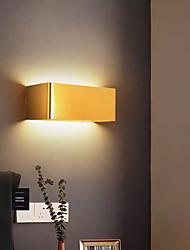 cheap -Mini Style Modern LED Wall Lights Living Room Dining Room Aluminum Wall Light 220-240V 10 W