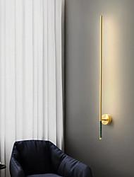 cheap -Mini Style Wall Light LED Modern Indoor Living Room Bedroom Copper 220-240V 7/12 W