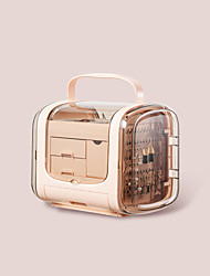cheap -Jewelry Box Jewelry Products Portable Drawer Storage Box Large Capacity Earring Ring Box