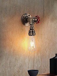 cheap -Creative Vintage Country Flush Mount Wall Lights Living Room Kitchen Iron Wall Light IP20 220-240V