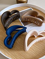 cheap -Women's Hair Claw Basic Party Headwear
