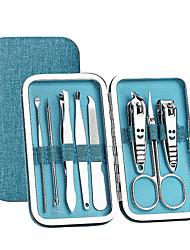 cheap -Household Nail Clippers Scissors Manicure 8 Piece Set Portable Nail Clippers Scissors Nail Scissors Nail Art