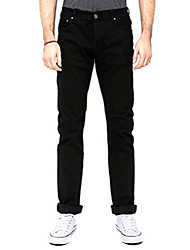 cheap -men's color skinny pants