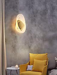 cheap -LED Modern Flush Mount Wall Lights Living Room Dining Room Iron Wall Light 220-240V 5 W