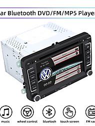 cheap -7 inch Car Multimedia Player 2 DIN Car DVD Player GPS Navigation RDS Radio Steering Wheel Control for VW Volkswagen GOLF 6 Polo New Bora JETTA