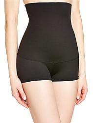 cheap -Women's Shapewear Body Shaper Panties High Waist Brief Firm Control Full Coverage Seamless Soft Comfortable Shapewear